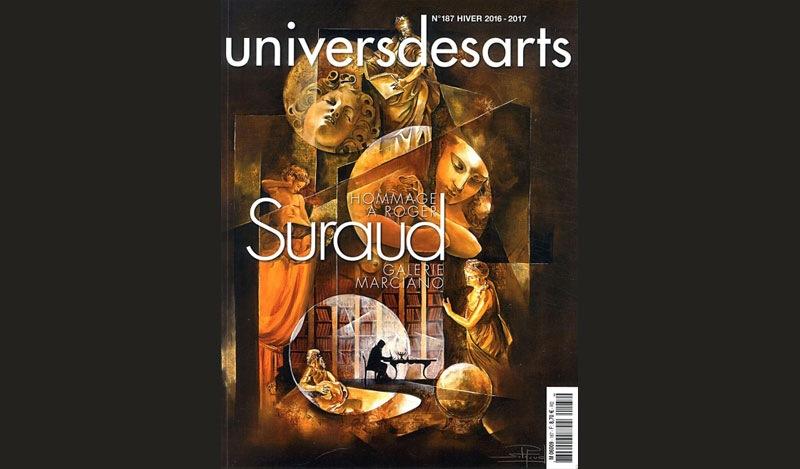 Univers des Arts - n°187