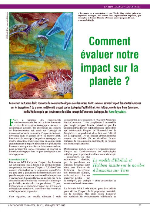 L'écologiste n°49 -