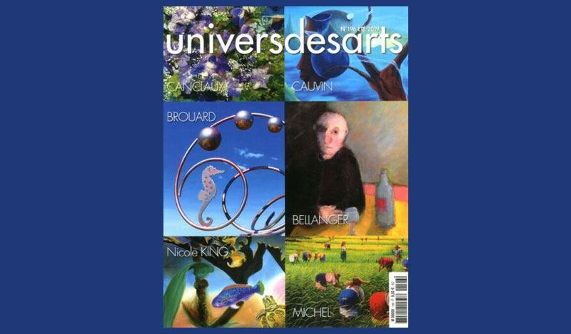Univers des Arts- n°196
