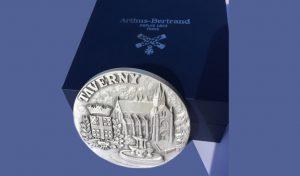 Médailled'argent de Taverny