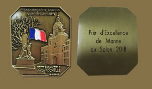 Prix d'excellence Marine 2018