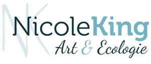 Logo du site d'artiste écologue de Nicole King