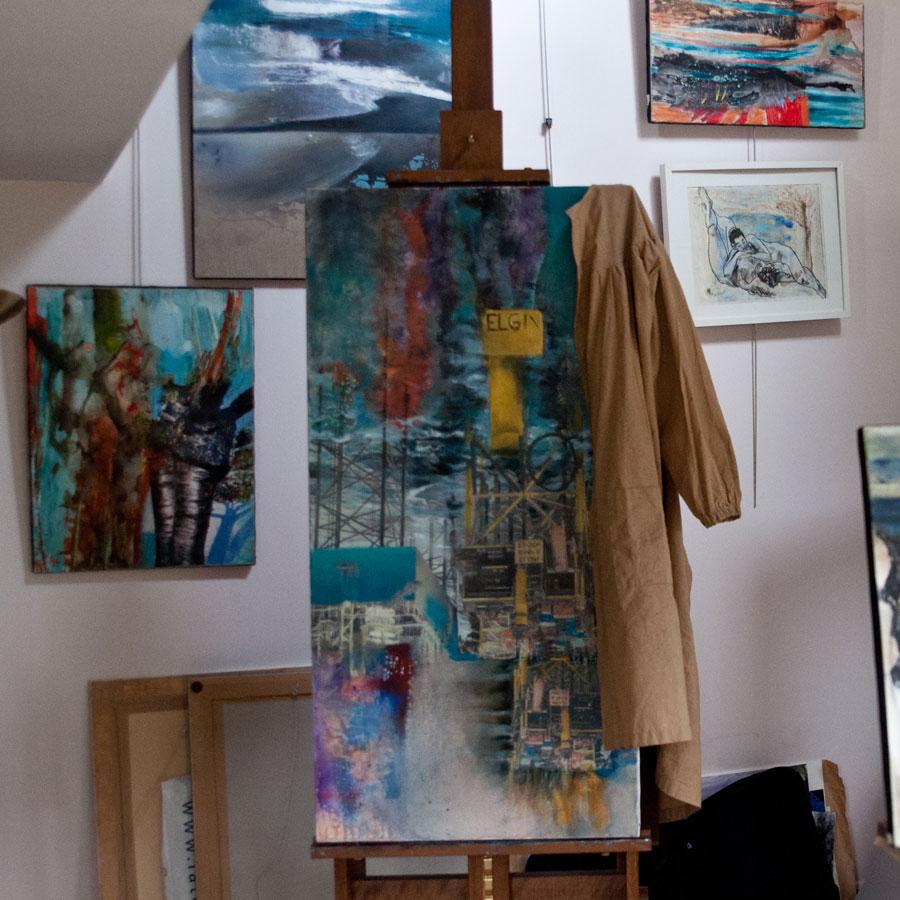 atelier de Nicole King