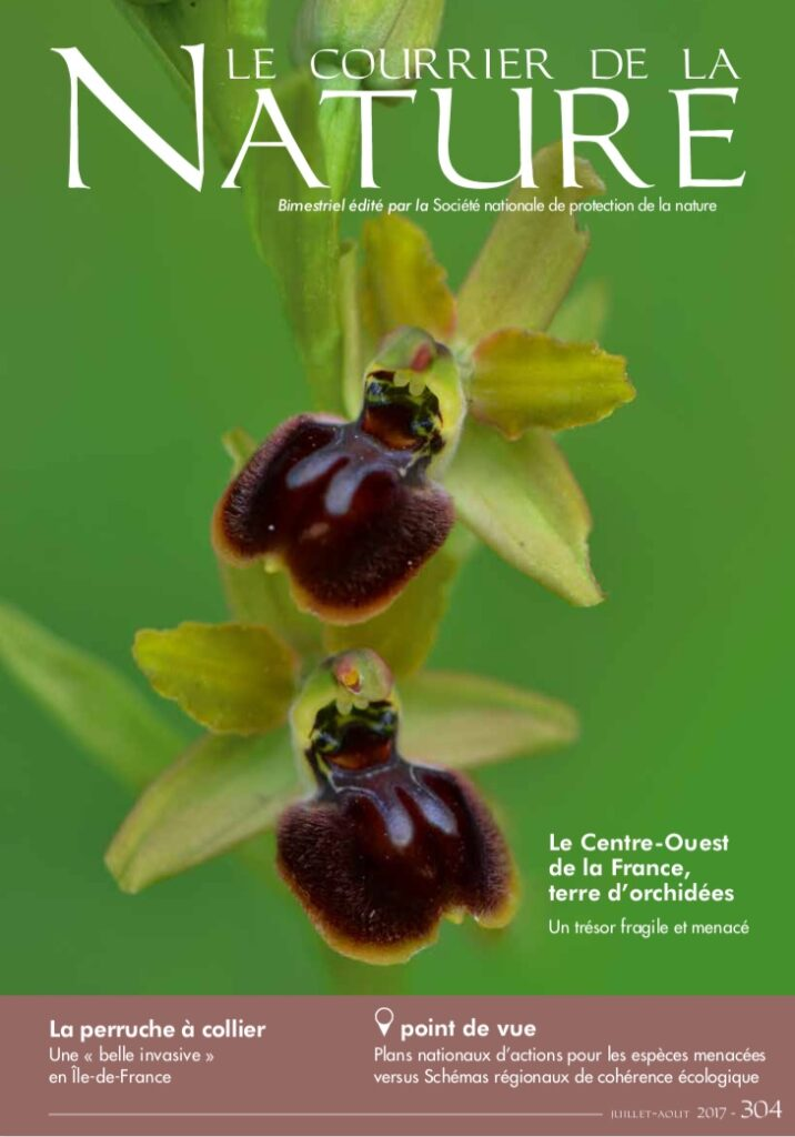 Courrier de la Nature - n°304