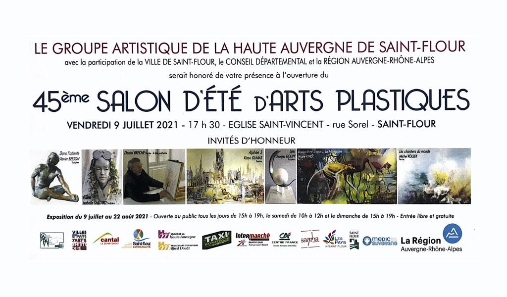 Exposition GAHA Salon n°45
