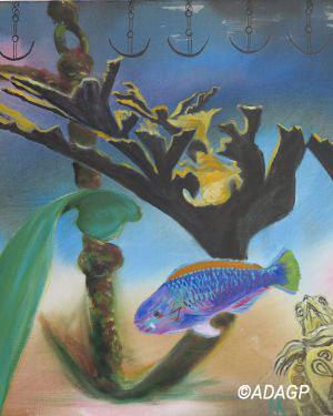 L'ancre et le corail