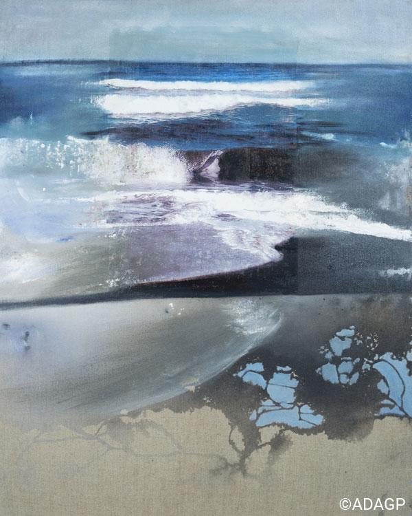 Illustration oceans theme
