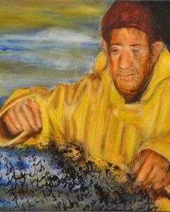 Pêcheur d'or noir