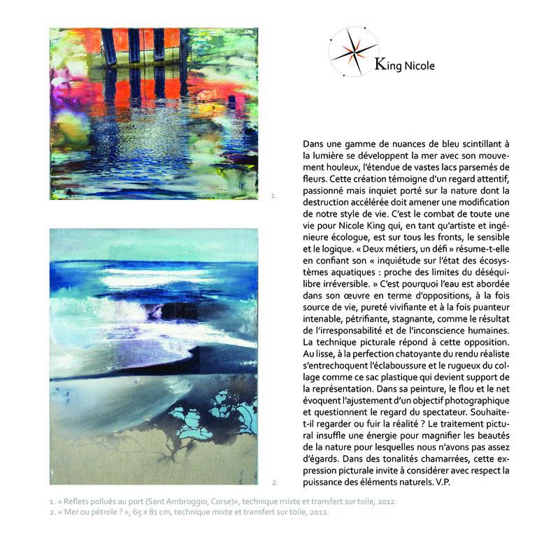 Catalogue Salon Place aux Artistes 2013