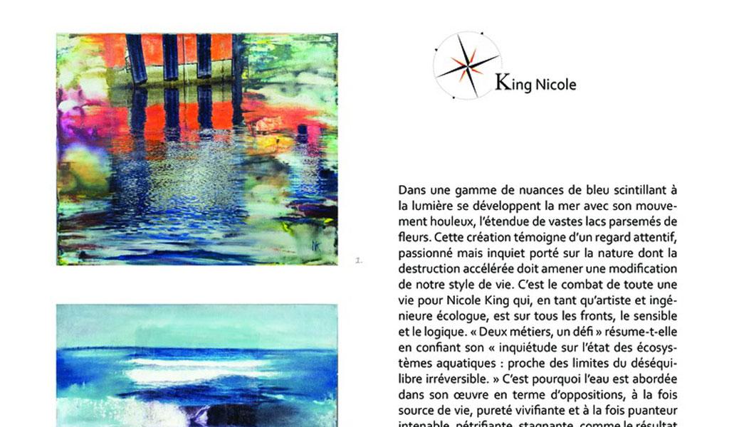 Catalogue du salon Place aux Artistes - 2013
