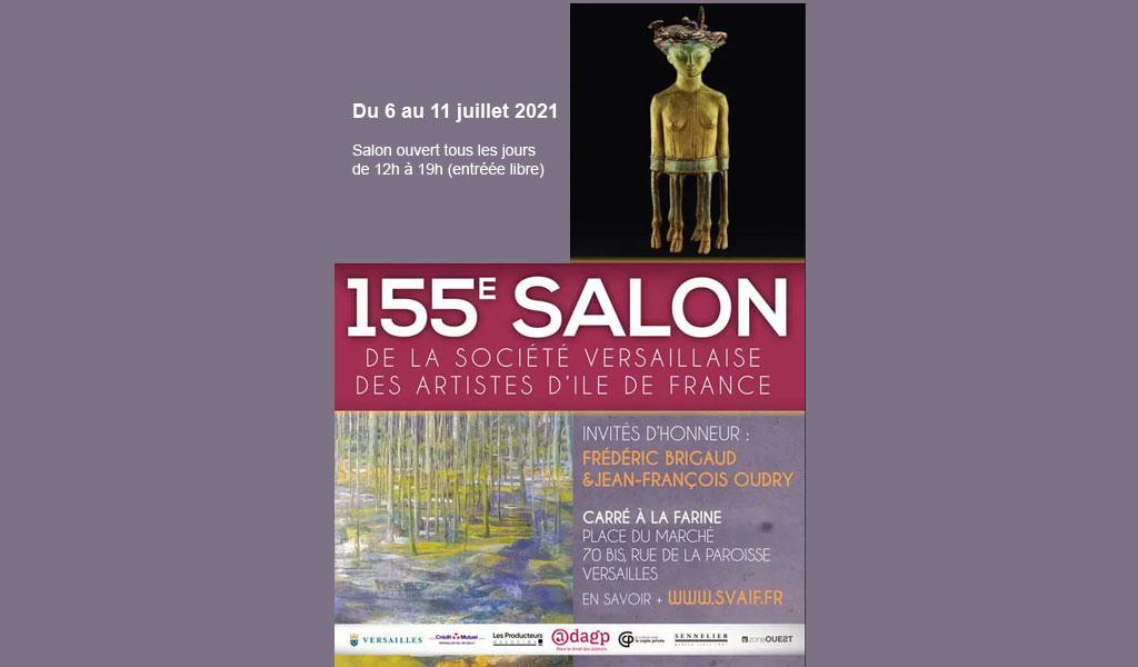 155ème Salon de la Société Versaillaise des Artistes d'Île-de-France