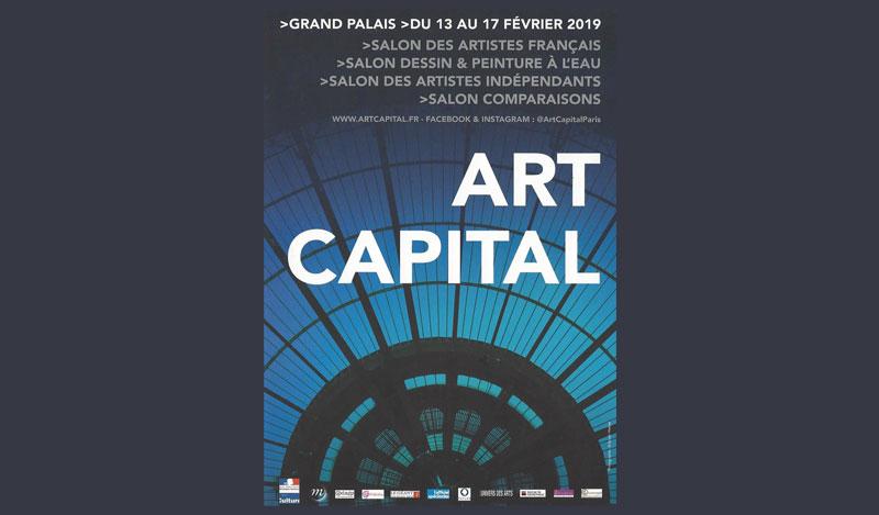 Art capital, Paris 2019