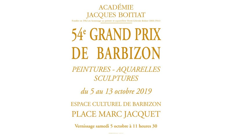 Grand Prix de Barbizon - 2019