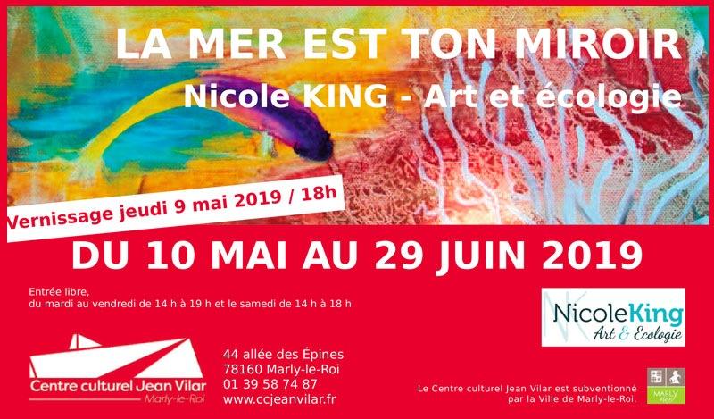Exposition Centre Culturel Jean Vilar