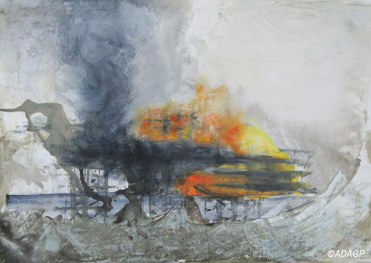 Notre maison brûle, Deepwater horizon 2010-2020