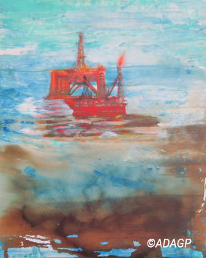 Offshore rouge