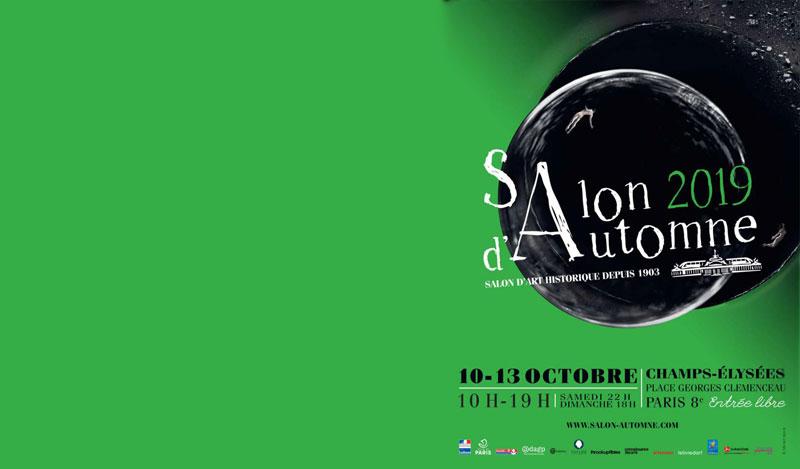 Salon d'Automne de Paris - 2019