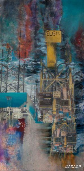 Elgin explosion (North sea)
